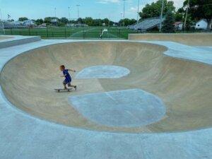 Norfolk Skate Park